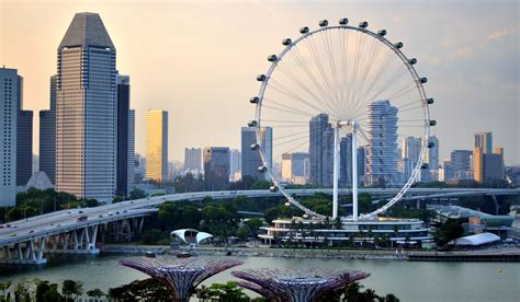 Best time for Singapore Flyer 2020 - Best Season - Rove.me