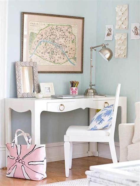 fancy fabulous feminine office design ideas