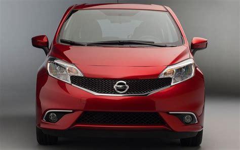 Cars nissan versa 2016 - Auto-Database.com