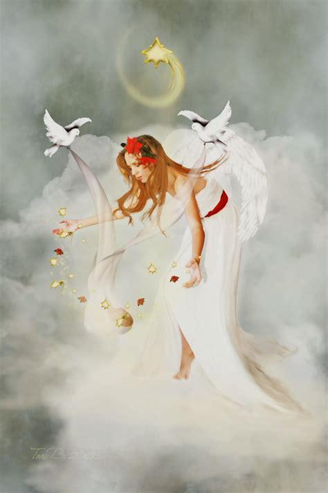 christmas angel merry christmas angel hd wallpapers