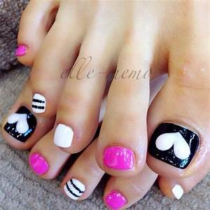 Cute Easy Nail Designs For Toes | 2017 - 2018 Best Cars ...