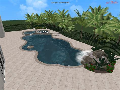 swimming pool design ideas   orlando vero beach fl