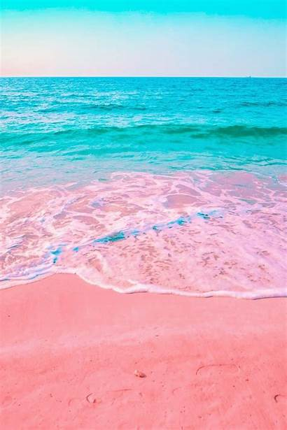 Ocean Iphone Wallpapers Aesthetic Pastel Pretty Sky