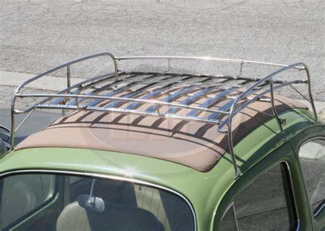 stainless steel beetle roof rack bug eyed
