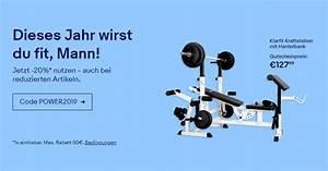 Ebay Gutschein Garten : 20 ebay fitness gutschein auf sport fashion k chen kleinger te ~ Orissabook.com Haus und Dekorationen