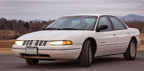 Very Clean Chrysler Concorde Lxi Fully