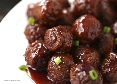 crock pot meatballs 30 brilliant recipe ideas for unforgettable parties