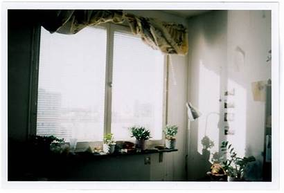 Window Wall Curtain Living Interior Frame Modern