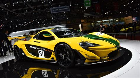 Mclaren Starts Production Of P1 Gtr; 42 Of 45 Units