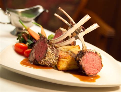 rack  lamb frenched