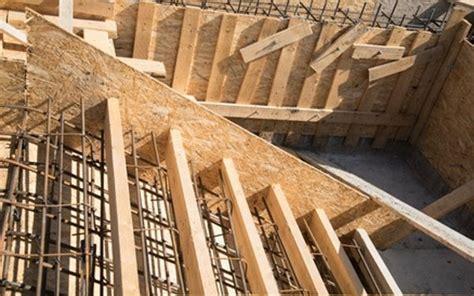 betontreppe schalung herstellen einfamilienhaus rohbau erstellen schritt f 252 r schritt