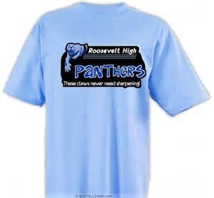 High School Spirit Shirt Designs
