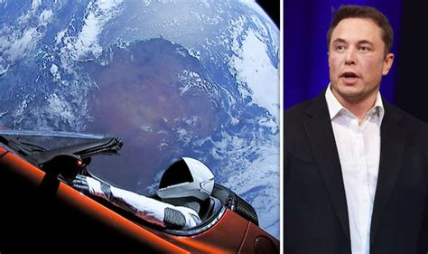 Elon Musk's Tesla Roadster Can Now Be Tracked In Realtime