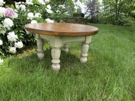 These coffee table plans are versatile and functional appliance. Chunky Round Coffee Table   Furniture From The Barn
