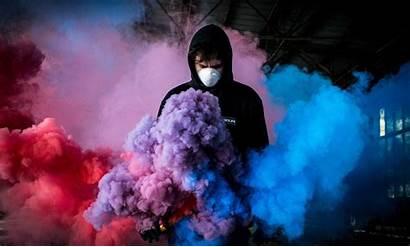 Smoke Mask Covid Email Staff Gang Things