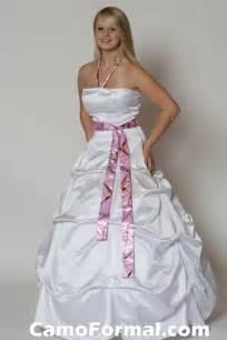 white camo wedding dresses pink camo wedding dresses a trusted wedding source by dyal net