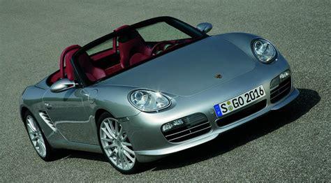 Porsche Boxster Rs 60 Spyder (2008) Review