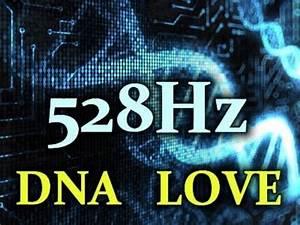 528Hz DNA Frequency - UNLOCK Your Codons!!! - YouTube