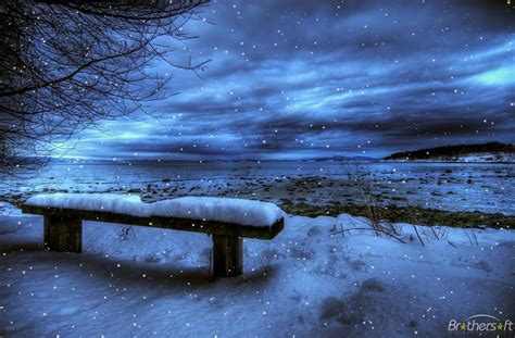 Animated Winter Wallpaper - free cold winter animated wallpaper cold winter