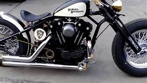 Harley Evo Sportster Bobber 883-1200 Big Bore Conversion