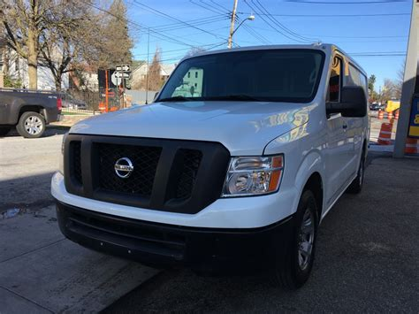 Used Nissan Nv For Sale by Used 2016 Nissan Nv 1500 S Cargo 15 990 00