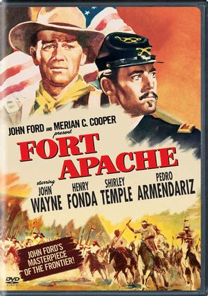 west   river top  favorite westerns fort apache