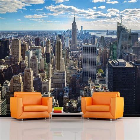 New York Bedroom Wallpaper Ebay by Wallpaper Mural Photo Wall Decor Paper Poster Living