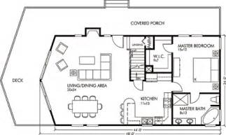 chalet home plans floor plan description deceptively spacious chalet style home