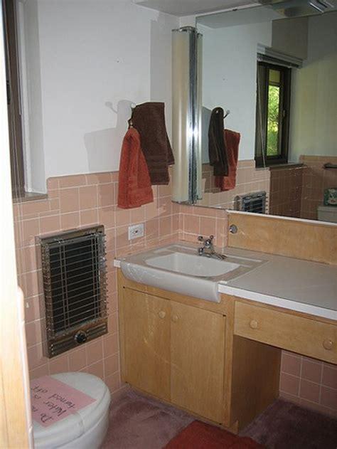 ruths blue geneva kitchen peach  pink bathrooms