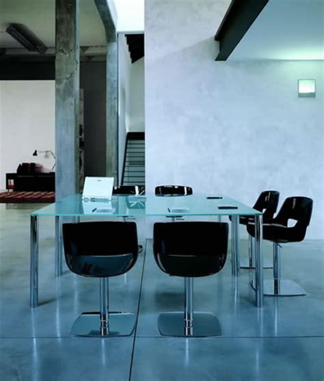 plateaux de bureau le plateau de bureau en verre pour votre office à la maison