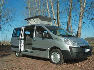 Citroen Jumpy Camping Car : fourgon amenage occasion jumpy ~ Medecine-chirurgie-esthetiques.com Avis de Voitures