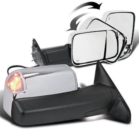 Dodge Ram Power Heat Towing Memory Mirror