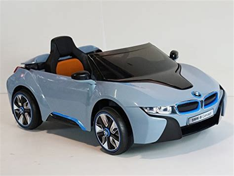 Upgarated Model Bmw I8 Sport Edition Vision Style 12v With