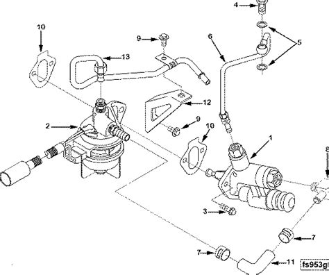 Cummins Fuel System Diagram