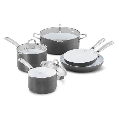 calphalon cookware ceramic classic nonstick pc pans pots