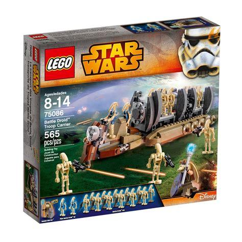 lego star wars battle droid csapatszallito pony jatek