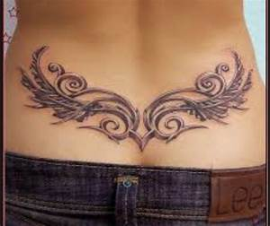 100's of Lower Back Tattoos for Women Design Ideas ...