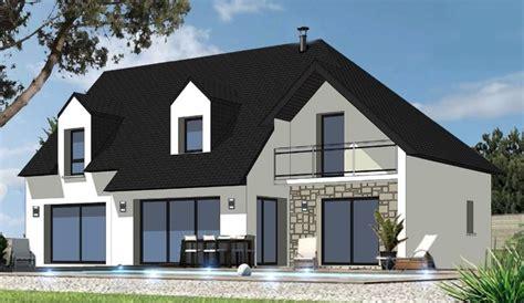 maison moderne avec toit r 233 alisation de maison cordouan constructions du belon
