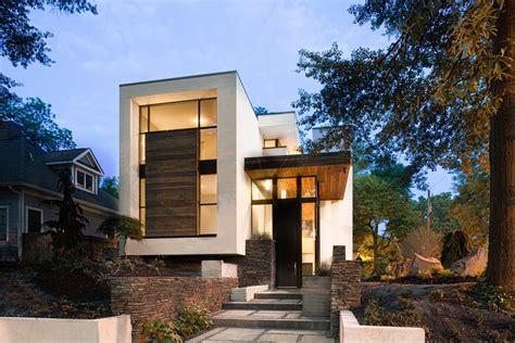 alaska house modern home  atlanta georgia  west architecture  dwell
