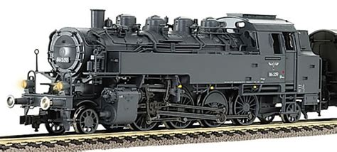 fleischmann 851912 tank locomotive class 86 ac