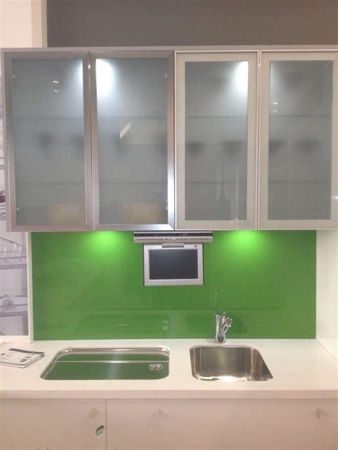 Refacing Kitchen Cabinet Doors Ideas - ideas on installing the best frosted glass cabinets in your kitchen decor around the world