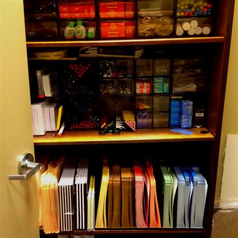 Office Supplies Organization by 1000 Images About Living Faith Copy Supply Room On