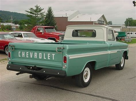 '66 Chevy Pickup Had Fresh New Look  Old Cars Weekly