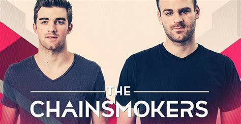 Top 5 Songs By The Chainsmokers