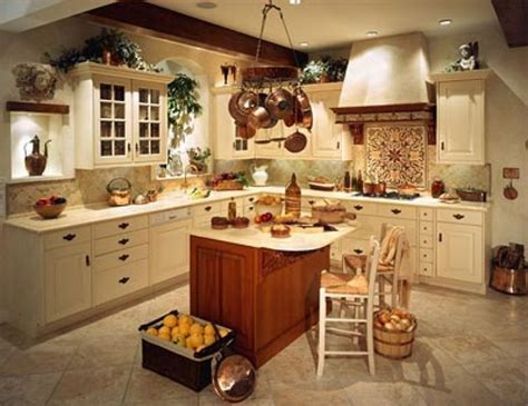 Simple Country Kitchen Designs Black White Mosaic Wall