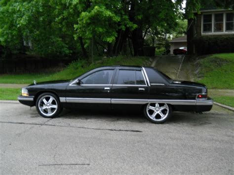 1996 Buick Roadmaster by 1996 Buick Roadmaster Image 16