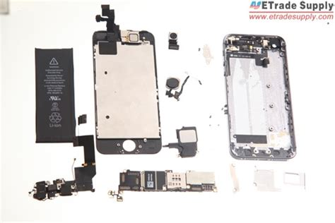 iphone  repair step  step disassembly instruction