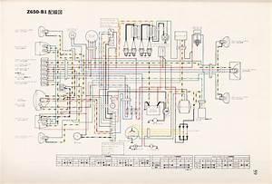 K Z 650 H1 Wiring Diagram. . kz650 electrical guru advice ... K Z H Wiring Diagram on
