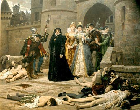 st bartholomews day massacre  ashleighs world