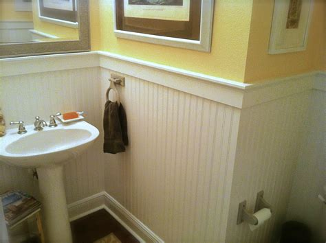 Beadboard On Bathroom Walls Jimhickscom Yorktown Virginia